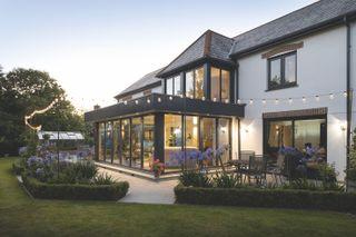 contemporary extension design