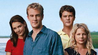 The cast of Dawson's Creek.