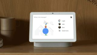 Google Nest Hub Intercom feature