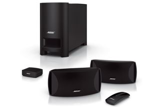 recall, Bose, Dual-Voltage CineMate II Home Theater Speaker Systems