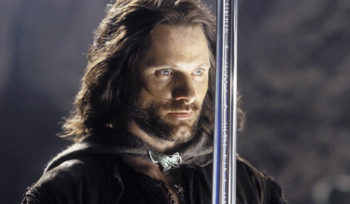 Aragorn in Lord of the Rings: The Return of the King