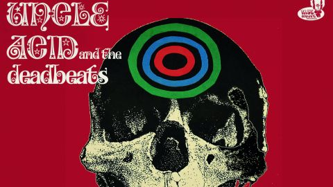 Cover art for Uncle Acid & The Deadbeats - Vol. 1 album
