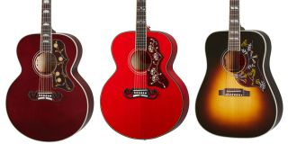 Gibson has pulled back the curtains on its 2021 acoustic lineup