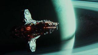 Among Us Fan Film Spaceship