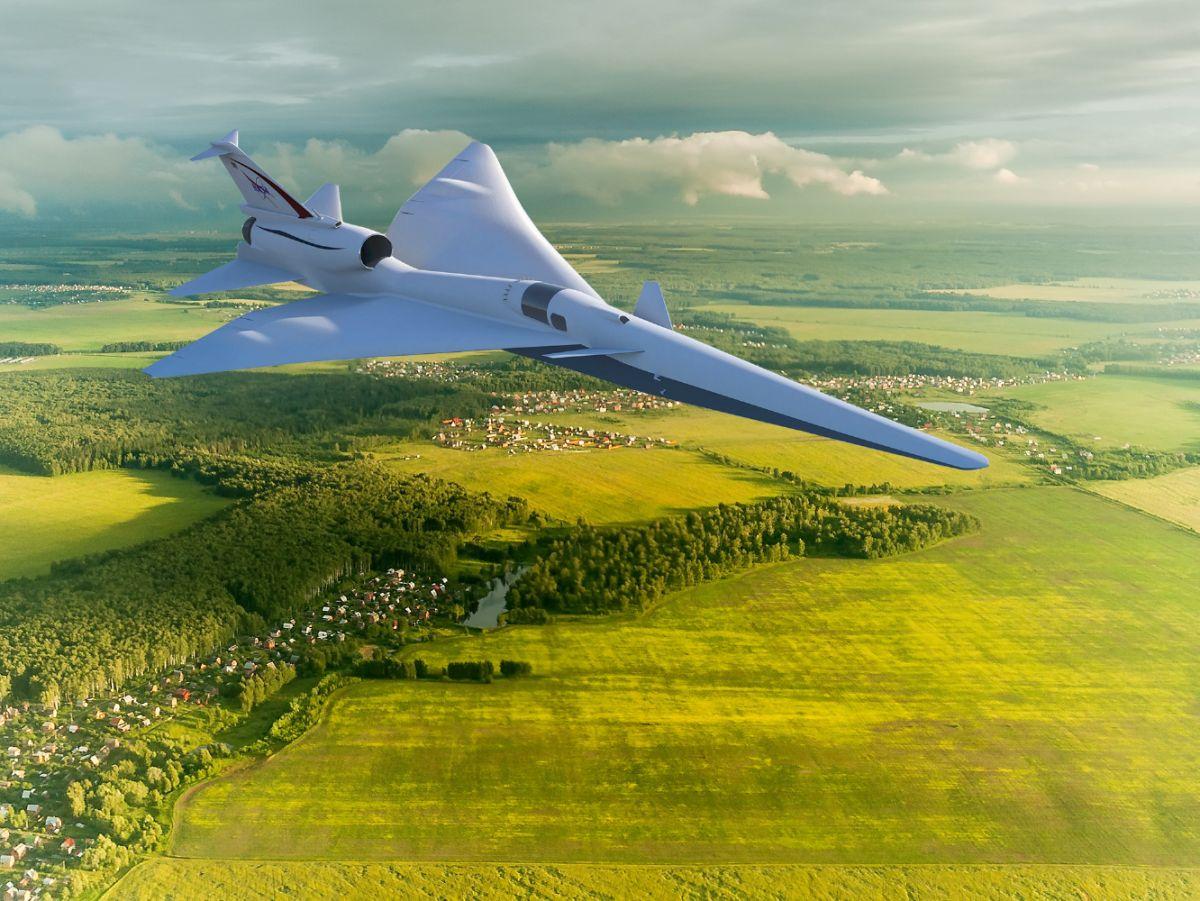 Trump's 2021 NASA budget request supports X-59 experimental supersonic jet development