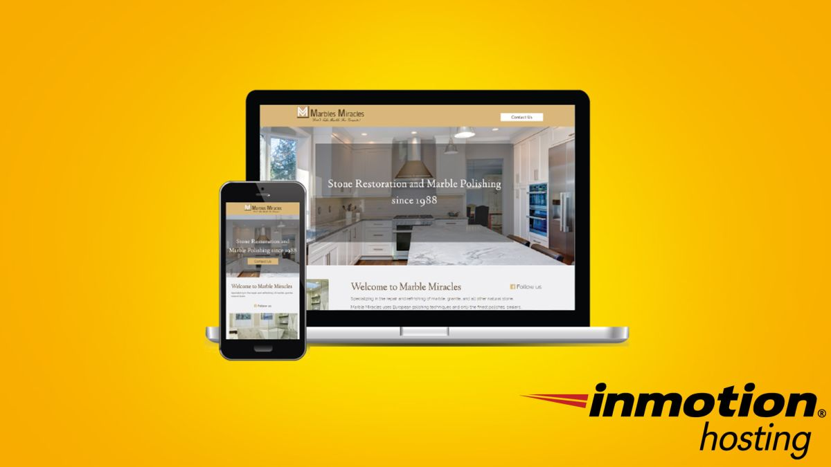 Get cheap web hosting with this exclusive InMotion Hosting deal