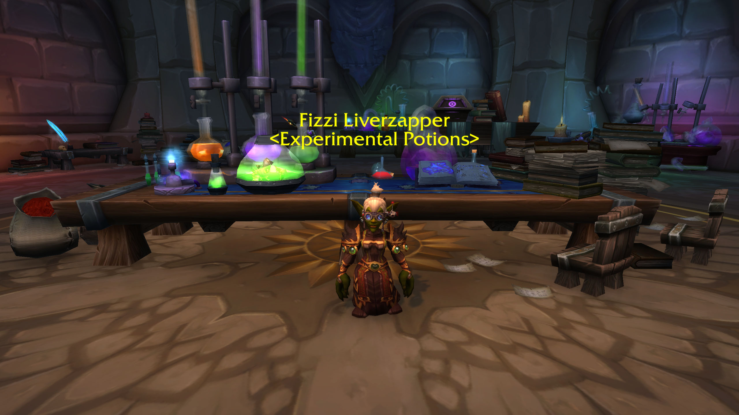 A World of Warcraft potion makes cross-faction chat possible | PC Gamer