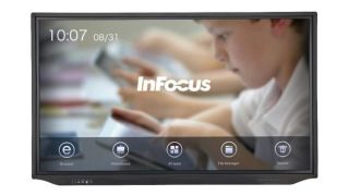 InFocus Ships Largest JTouch Collaboration Display