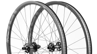 These new e*thirteen wheels are light and wide