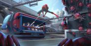 Disneyland's Upcoming Spider-Man Ride Is Going To Be Even More Interactive Than We Thought
