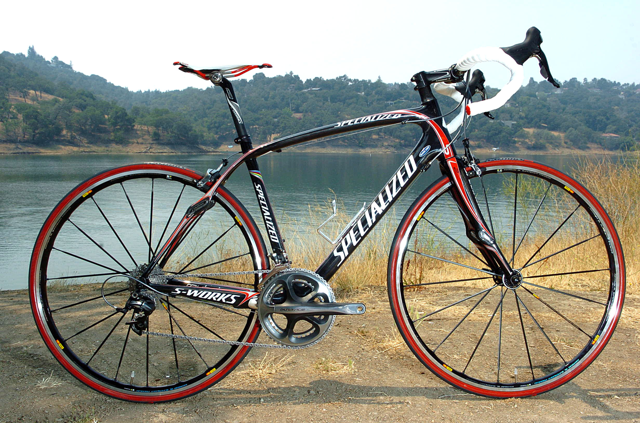 Specialized S-Works Roubaix SL2 2009