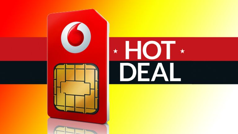 Sizzling Vodafone SIM-only deal has all the 4G data you'll need for just £10 per month | T3