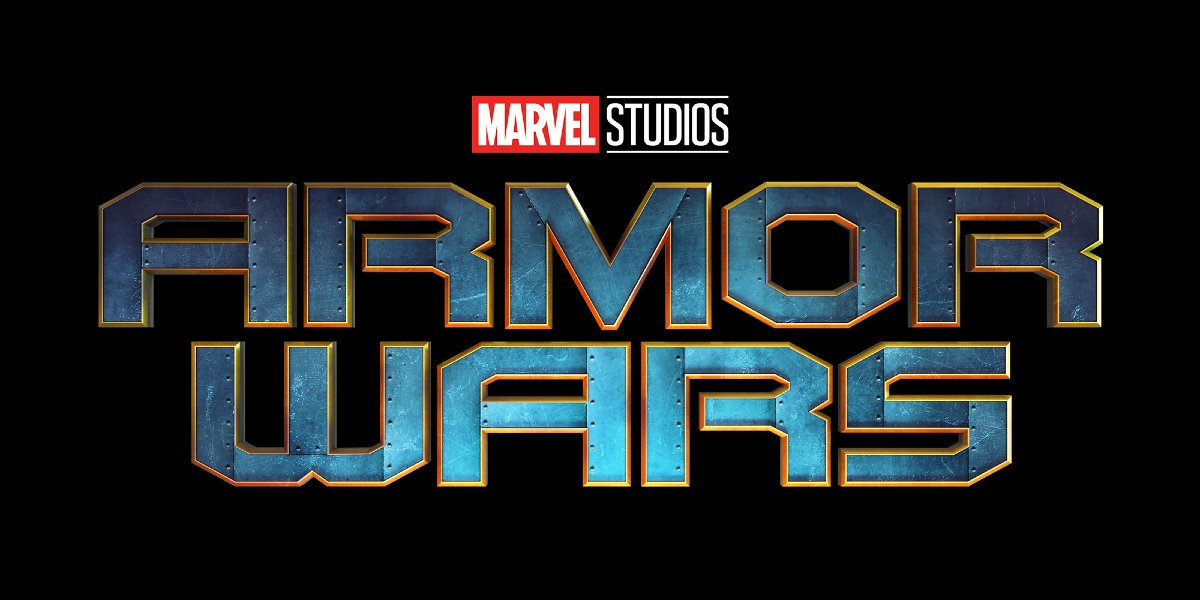 Armor Wars title card