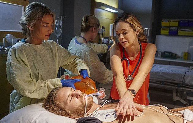 Can Home and Away's Tori Morgan save Ash Ashford's life?