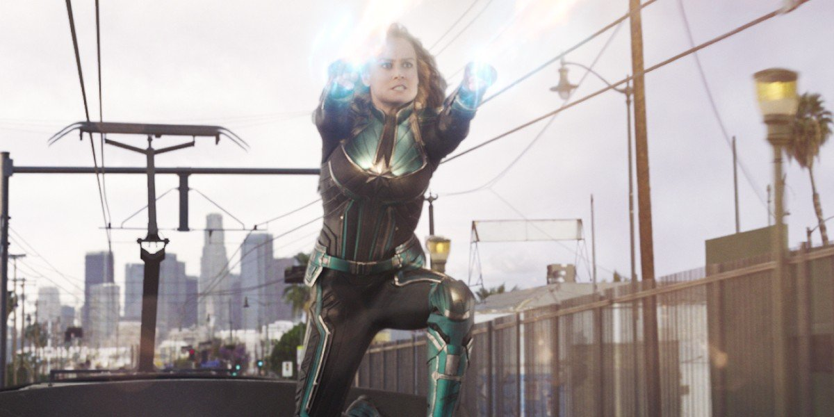 Captain Marvel's Brie Larson Explains Why One Major Fight Sequence Was So Hard To Film