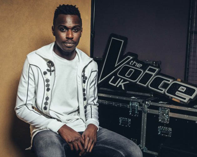 The Voice UK, mo adeniran