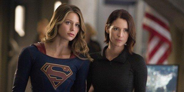 Kara Danvers Alex Danvers Supergirl The CW