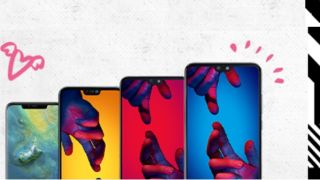 Huawei phone deals from Giffgaff