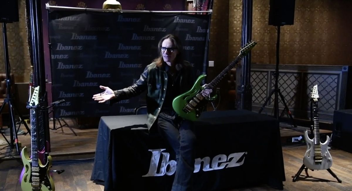 NAMM 2020 video: Steve Vai explains the ins and outs of his new PIA signature model