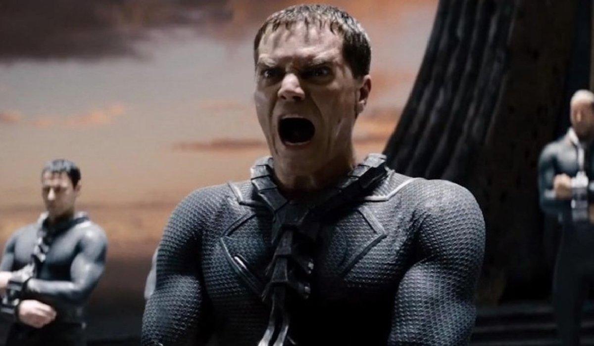Man of Steel General Zod flips out