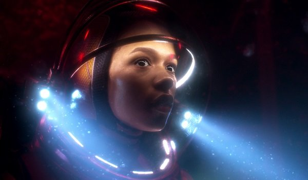 Judy Robinson Taylor Russell Lost In Space Netflix