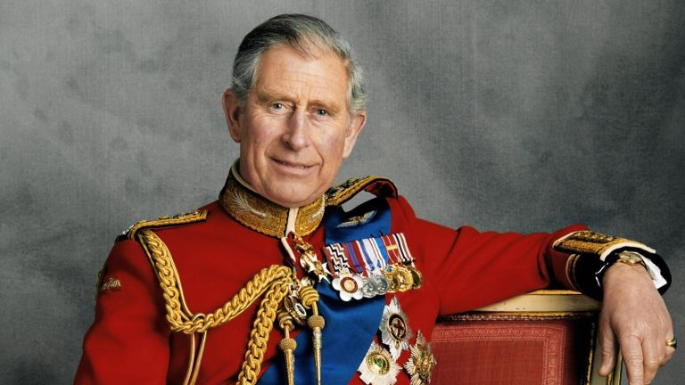 An official portrait of Charles, Prince of Wales