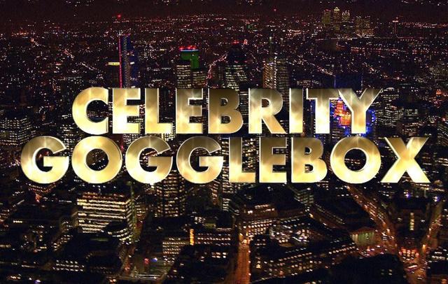 Celebrity Gogglebox logo