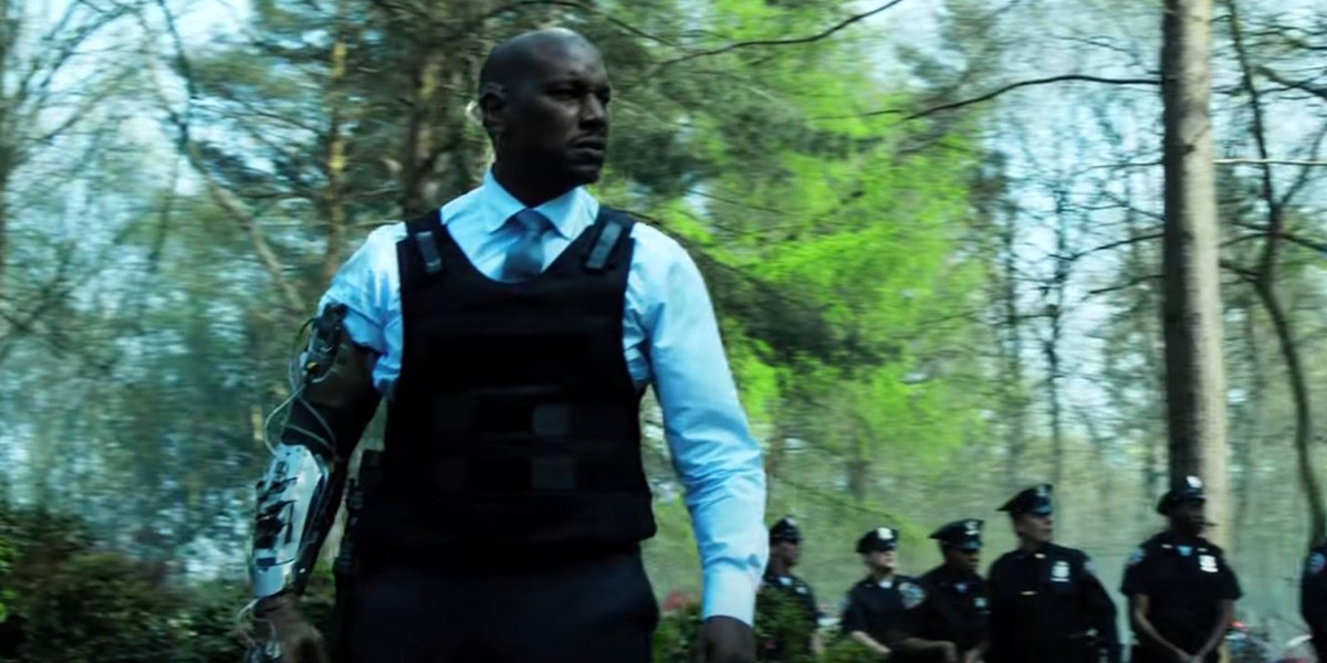 Tyrese Gibson in Morbius