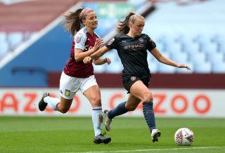 Aston Villa v Manchester City – FA Women's Super League – Villa Park