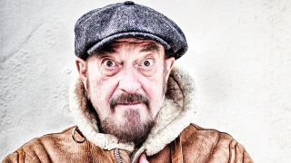 A portrait of Ian Anderson
