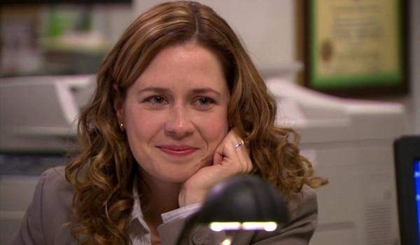 Pam Beesly The Office NBC