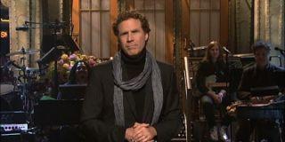 Will Ferrell SNL monologue