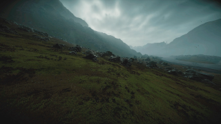Landscape photographer explores the rise of in-game photography