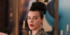 Younger's Debi Mazar Tests Positive for Covid-19, Explains How She Found Out