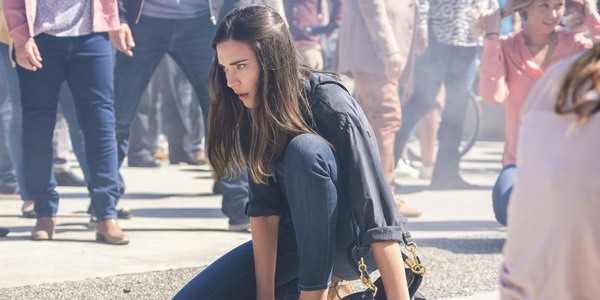 Sam Reign Odette Annable Supergirl The CW