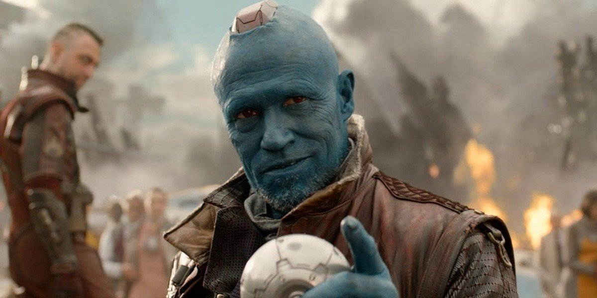 Michael Rooker as Yondu in Guardians of the Galaxy (2014)