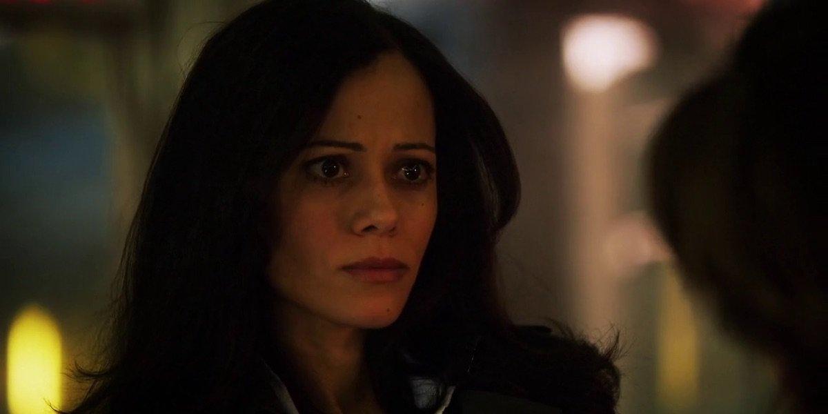 Victoria Cartagena as Renee Montoya in Gotham