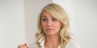Carly (Cameron Diaz) looks surprised during a scene from 'The Other Woman'