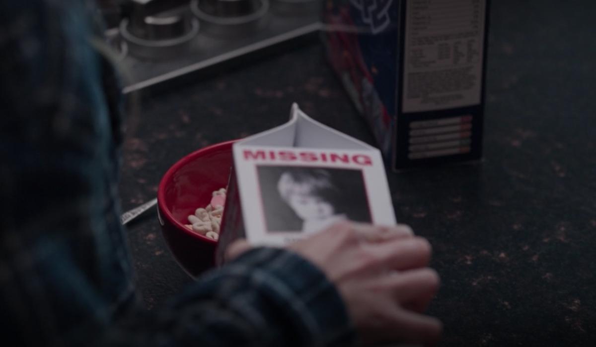 wandavision missing poster on milk carton