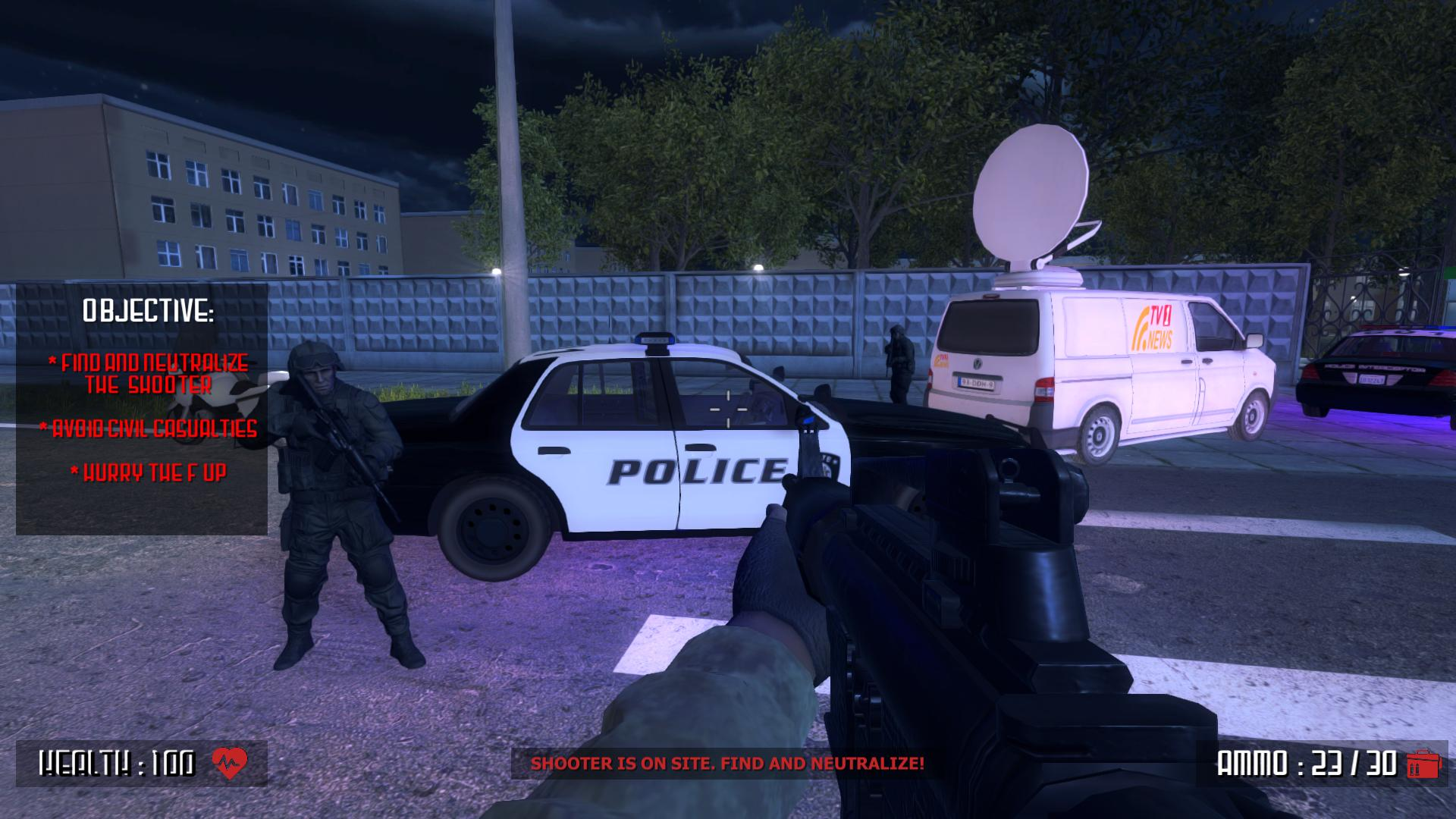 active shooter video game download free