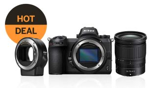 Save £337 on Nikon Z6 with 24-70mm lens and mount adapter (UK deal)