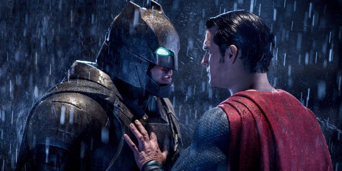 Ben Affleck, Henry Cavill - Batman v Superman: Dawn of Justice