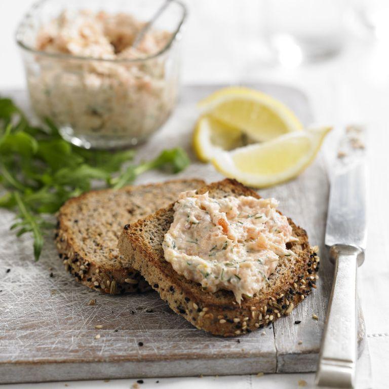 Hot Smoked Salmon Pate recipe-Salmon recipes-recipe ideas-new recipes-woman and home