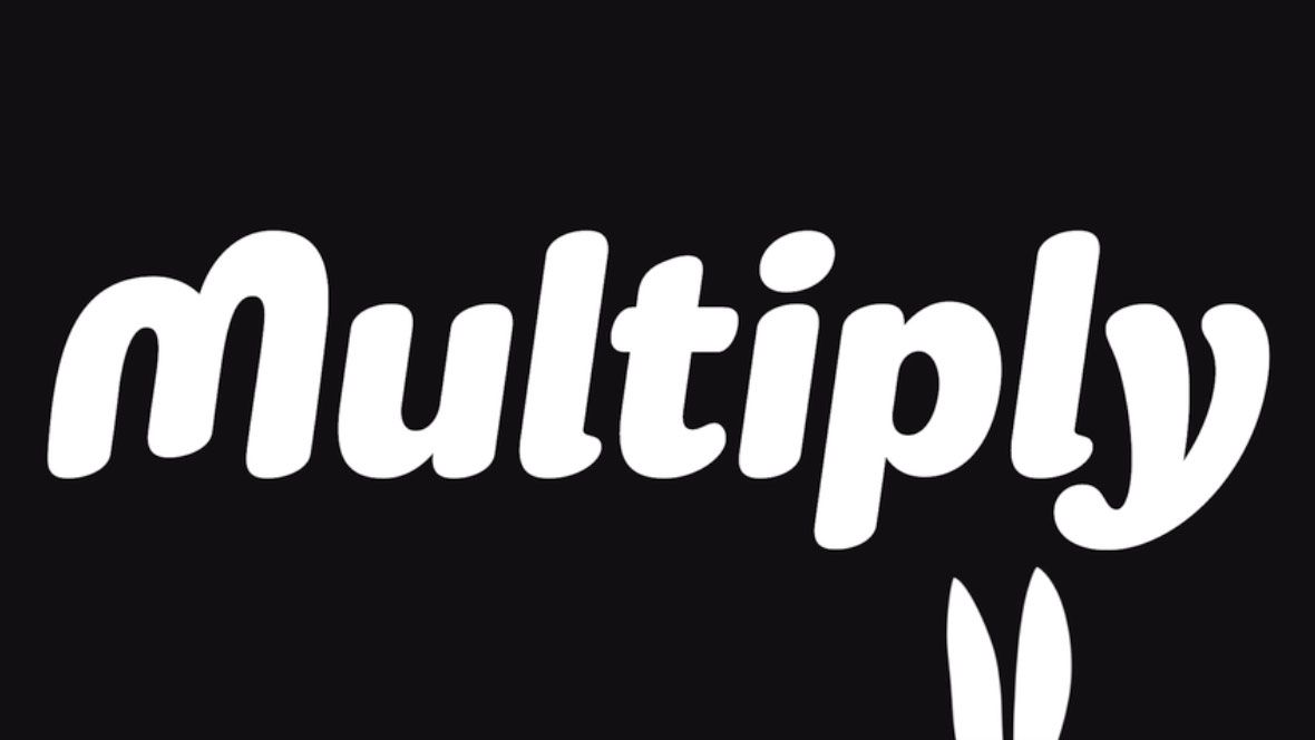 Can you spot the hidden trick in the new Multiply logo?