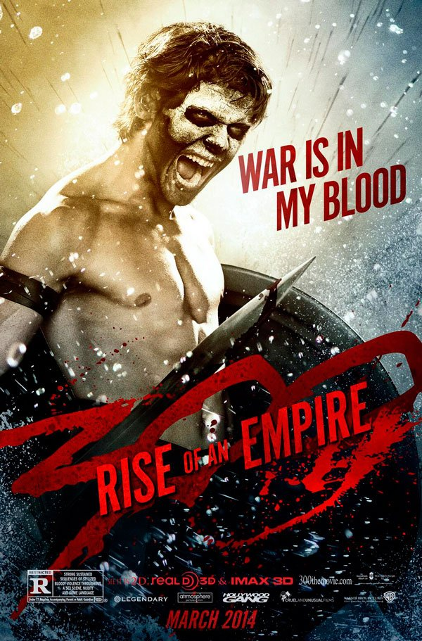 300: Rise of an Empire O'Connell