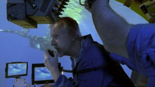 Aliens of the Deep: James Cameron's 3-D IMAX Film Takes on Earth and Space