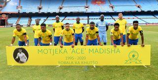 Mamelodi Sundowns Team Picture