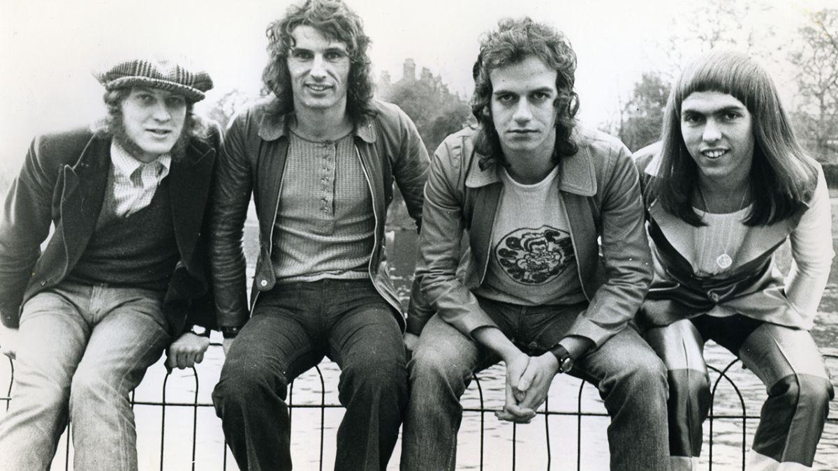 Slade announce deluxe vinyl album reissue series