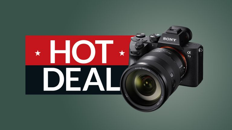 The best Sony A7 III deal