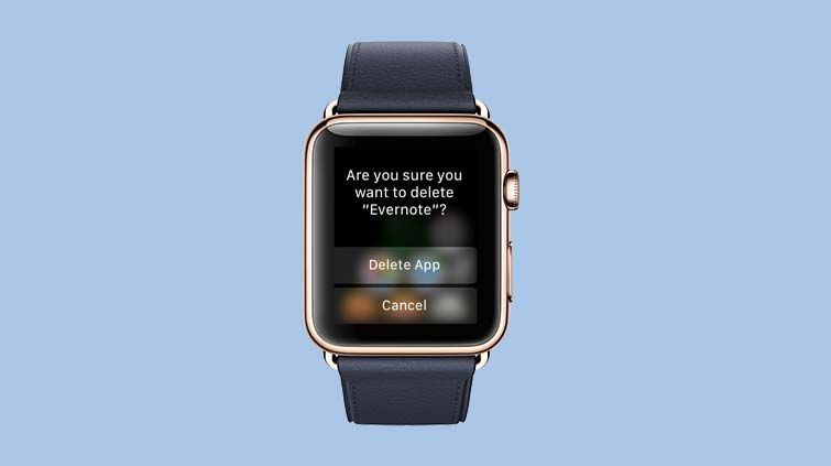 how do you download snapchat on your apple watch